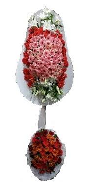 çift katlı düğün açılış sepeti  Diyarbakır online çiçekçi , çiçek siparişi