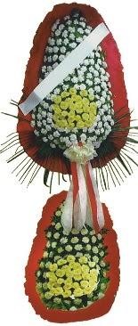 Çift katlı düğün açılış çiçeği  Diyarbakır çiçek siparişi sitesi