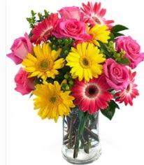 Vazoda Karışık mevsim çiçeği  Diyarbakır güvenli kaliteli hızlı çiçek
