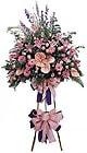 Diyarbakır internetten çiçek siparişi   Ferforje Pembe kazablanka