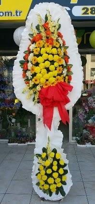 Çift katlı düğün nikah açılış çiçeği  Diyarbakır internetten çiçek siparişi