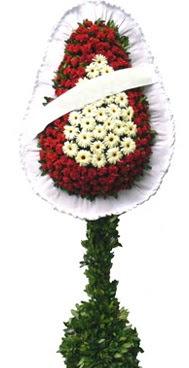 Çift katlı düğün nikah açılış çiçek modeli  Diyarbakır cicekciler , cicek siparisi
