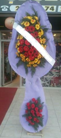 Çift katlı nikah düğüne çiçek modeli  Diyarbakır İnternetten çiçek siparişi