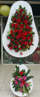 Çift katlı düğün nikah açılış çiçek modeli  Diyarbakır İnternetten çiçek siparişi
