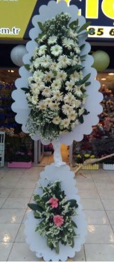Çift katlı düğün nikah açılış çiçeği  Diyarbakır hediye sevgilime hediye çiçek