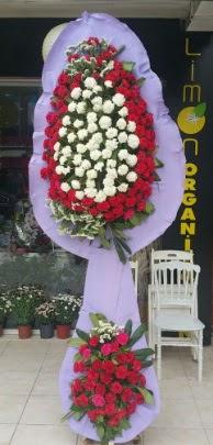 Çift katlı işyeri açılış çiçek modeli  Diyarbakır çiçek mağazası , çiçekçi adresleri