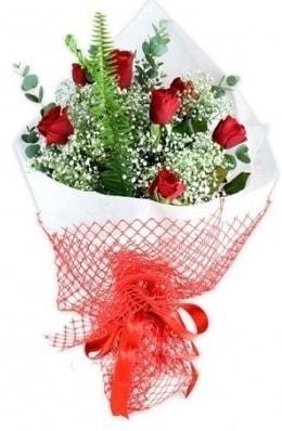 7 adet gülden kız arkadaşıma çiçek  Diyarbakır hediye sevgilime hediye çiçek