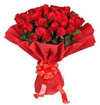 41 adet gülden görsel buket  Diyarbakır çiçek online çiçek siparişi