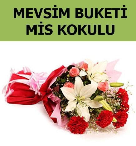 Karışık mevsim buketi mis kokulu bahar  Diyarbakır çiçek mağazası , çiçekçi adresleri