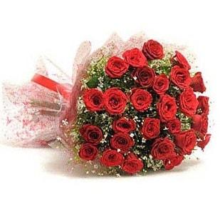27 Adet kırmızı gül buketi  Diyarbakır çiçek mağazası , çiçekçi adresleri