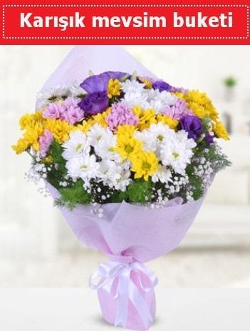 Karışık Kır Çiçeği Buketi  Diyarbakır internetten çiçek siparişi