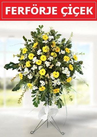 Ferförje çiçeği modeli  Diyarbakır uluslararası çiçek gönderme