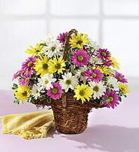 Diyarbakır çiçek yolla , çiçek gönder , çiçekçi   Mevsim çiçekleri sepeti